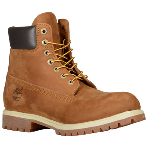 "Timberland 6"" Premium Waterproof Boots - Men's - Rust"