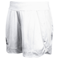 adidas Team Utility Shorts - Women's - White / Black