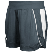 adidas Team Utility Shorts - Women's - Grey / White