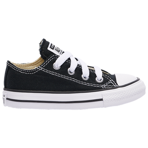 Converse All Star Ox - Boys' Toddler - Black