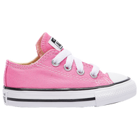 Converse All Star Ox - Girls' Toddler - Pink / White