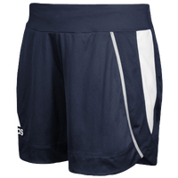 adidas Team Utility 3 Pocket Shorts - Women's - Navy / White