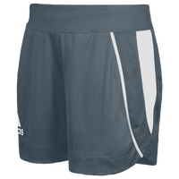 adidas Team Utility 3 Pocket Shorts - Women's - Grey / White