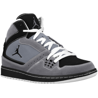 Jordan 1 Flight - Men's - Grey / Black
