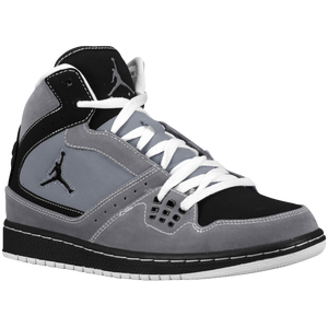 Jordan 1 Flight - Men's - Light Graphite/Black/Stealth/White