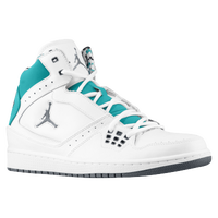 Jordan 1 Flight - Men's - White / Light Green