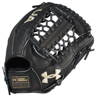 Under Armour Flawless Modified Trap Fielding Glove - Black / Tan