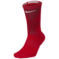 Nike Disrupter Elite Quick Crew Socks - Red / Black