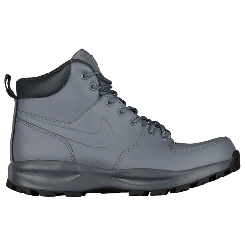 nike manoa s casual shoes cool grey grey