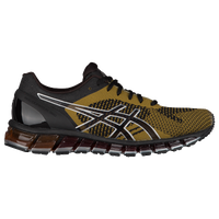 ASICS® GEL-Quantum 360 Knit - Men's - Black / Olive Green