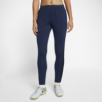 Nike Breathe Squad Pants - Women's - Navy / Navy