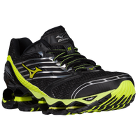 Mizuno Wave Prophecy 5 - Men's - Black / Light Green