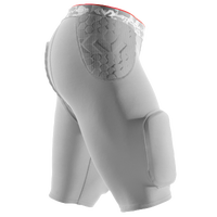 McDavid Hex Integrated Hardshell Girdle - Men's - Grey / Grey