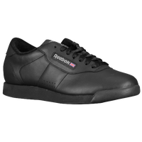Reebok Princess - Women's - All Black / Black