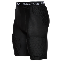 McDavid Hex Thudd Shorts - Men's - Black / Grey