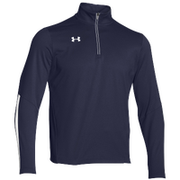Under Armour Team Qualifier 1/4 Zip - Men's - Navy / White