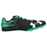 Under Armour Kick Distance - Men's - Black / Light Green