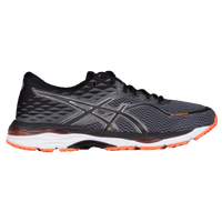 ASICS® GEL-Cumulus 19 - Men's - Black / Orange