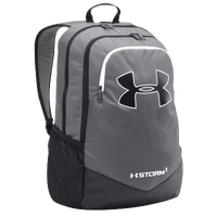 Under Armour Scrimmage Backpack - Grey / Black