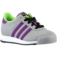 adidas Originals Samoa - Boys' Preschool - Grey / Purple