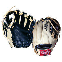Rawlings Pro Label Limited Edition Glove - Off-White / Black