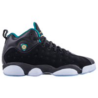 Jordan Jumpman Team II - Girls' Grade School - Black / Light Blue