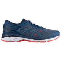 ASICS® GEL-Kayano 24 - Men's - Navy / Red