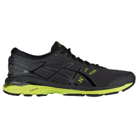 ASICS® GEL-Kayano 24 - Men's - Black / Light Green