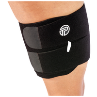 Pro-Tec Hamstring Wrap - Black / Light Blue