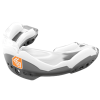 Shock Doctor Ultra 2 STC Mouthguard - Grade School - White / Black