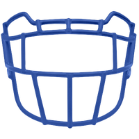 Schutt EGOP-TRAD Vengeance Carbon Steel Facemask - Men's - Light Blue / Light Blue