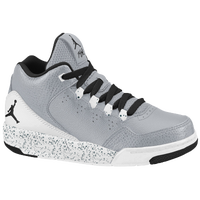Jordan Flight Origin 2 - Boys' Preschool - Grey / Black