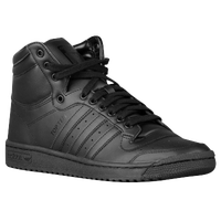 adidas Originals Top Ten Hi - Men's - All Black / Black