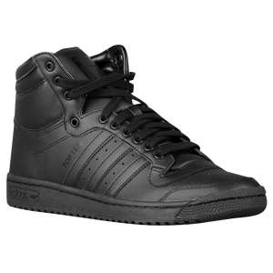 adidas Originals Top Ten Hi - Men's - Black/Black/Black