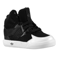 adidas Originals C-10 - Boys' Toddler - Black / White