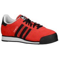 adidas Originals Samoa - Men's - Red / Black
