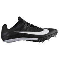 Nike Zoom Rival S 9 - Girls' Grade School - Black / White