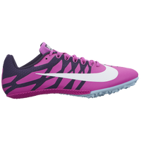 Nike Zoom Rival S 9 - Girls' Grade School - Pink / White