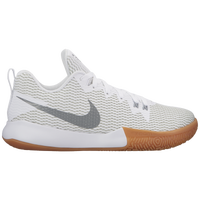 Nike Zoom Live II - Men's - White / Silver