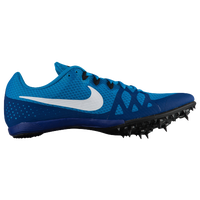 Nike Zoom Rival D 10 - Girls' Grade School - Light Blue / White