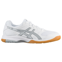 ASICS® GEL-Rocket 8 - Women's - White / Silver