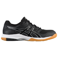 ASICS® GEL-Rocket 8 - Women's - Black / White