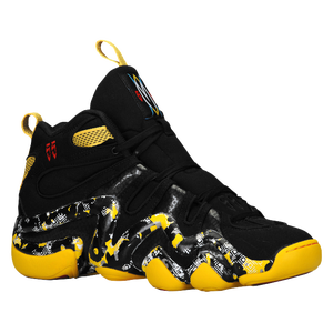 adidas Crazy 8 - Men's - Black/Black/Power Red