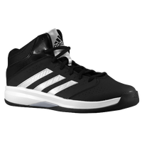 adidas Isolation 2 Mid - Men's - Black / Silver