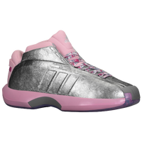 adidas Crazy 1 - Men's - Grey / Pink