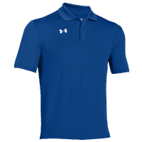 Under Armour Team Armour Polo - Men's - Blue / Blue