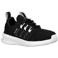adidas Originals SL Loop Runner - Boys' Preschool - Black / White