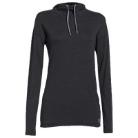 Under Armour Stadium Hoody - Women's - All Black / Black