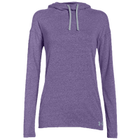 Under Armour Stadium Hoody - Women's - Purple / Purple