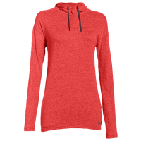 Under Armour Stadium Hoody - Women's - Red / Red